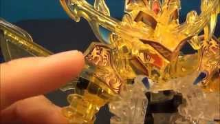 getlinkyoutube.com-B-Daman Cross Fight Unboxing & Review - CB-45 SMASH=DRAGOLD FIGHTING SET