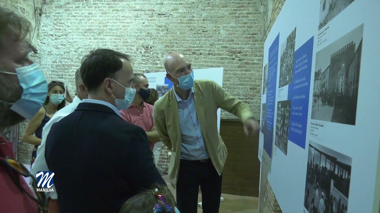 Exposición «Paseo Poético por Andalucía. Imagen y verso»