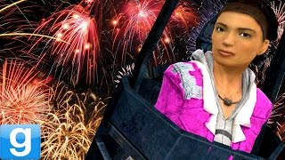 4TH OF JULY HOLIDAY SPECIAL! - Gmod Fireworks & Explosives Mod (Garry's Mod)