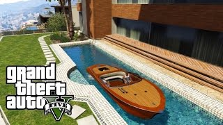 "getlinkyoutube.com-GTA 5 - New Boat ""Toro"" Epic stunt !"