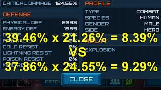 getlinkyoutube.com-Marvel Future Fight - Crit Rate VS Crit Damage - 4th & 5th Gear Slots