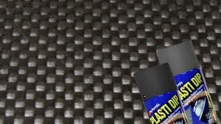 getlinkyoutube.com-Create Carbon Fiber Look with Plasti Dip