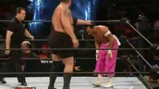 Big Show Vs Sabu ECW Extreme Rules