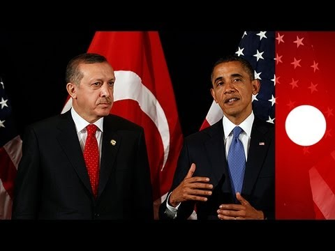 'Assad must go' says Turkey and the US