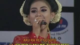 SUSU MURNI - ANIS BIDURI SWARA & Mr CJDW (CAMPURSARI CJDW) LIVE SHOW Karaoke Video