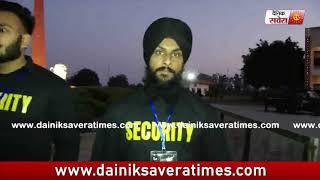 देखिए Kapil Sharma की Reception Party  में Special Security Arrangement