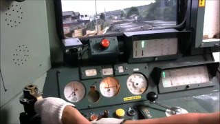 getlinkyoutube.com-[BVE]DD51運転台  Diesel Locomotive Homemade Simulator
