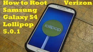 getlinkyoutube.com-How to Root Samsung Galaxy S4**Lollipop**Verizon 5.0.1