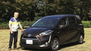 getlinkyoutube.com-トヨタ・シエンタ HYBRID X 試乗インプレッション 車両紹介編