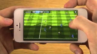 getlinkyoutube.com-FIFA 14 iPhone 5 iOS 7 GM HD Gameplay Review
