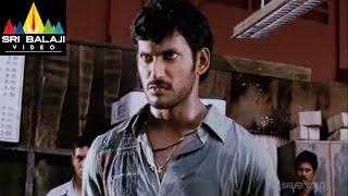 getlinkyoutube.com-Bhayya Movie Vishal Saving Priyamani Scene   Vishal, Priyamani   Sri Balaji Video