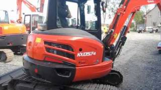 getlinkyoutube.com-Kubota KX057-4