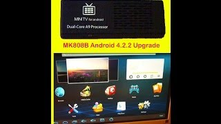 getlinkyoutube.com-HOW TO: Upgrade the MK808B Google Android TV Stick to Android 4.2.2
