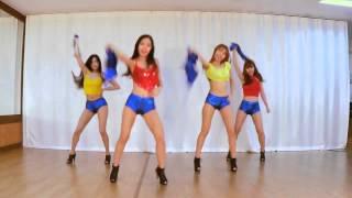 getlinkyoutube.com-Shakira La La La Choreography Waveya FIFA Brazil