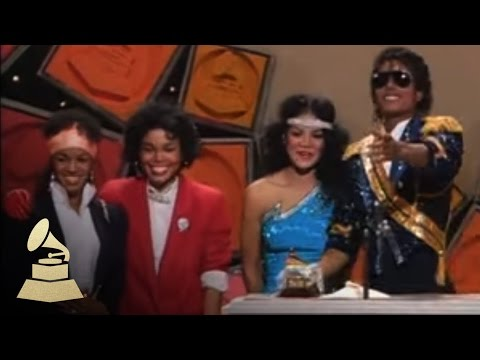 Michael Jackson's GRAMMY Moments