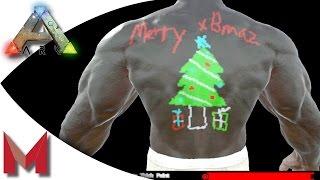 getlinkyoutube.com-ARK: Survival Evolved - Merry xBmaz! Holiday Pranks with xBCrafted! S2E114 Gameplay
