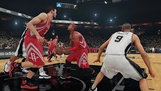 getlinkyoutube.com-NBA 2K16 PS4 My Career - Spurs Posters!