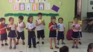 Dia da Poesia - Educação Infantil IV C