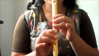 getlinkyoutube.com-NAVIDAD, NAVIDAD  en flauta dulce