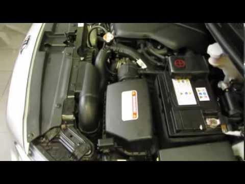 Как поменять воздушный фильтр двигателя на Kia Ceed 2013