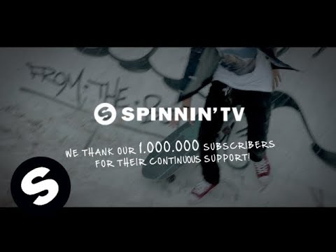 Thanks a MILLION!! Spinnin' TV Video Mix