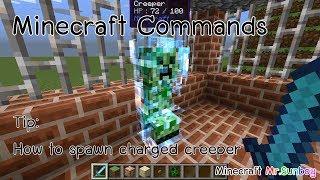 getlinkyoutube.com-Minecraft Commands [Thai]: วิธีสร้างครีปเปอร์ไฟฟ้า Charged Creeper [1.7.2]