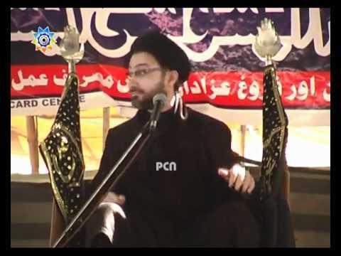 Majlis e Chehlum e Imam Hussain a.s 20th Safar 1433 - 2012 - Moulana Shahenshah Hussain Naqvi - Urdu