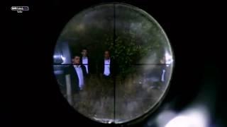getlinkyoutube.com-وادي الذئاب بويراز يهرب من كارا مشهد اكشن HD