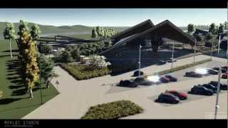 getlinkyoutube.com-Trat International Airport ( The boutique )  THESIS Project      Lumion2