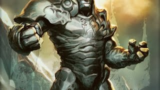 MTG Magic the Gathering Modern RG Tron vs Skred Red