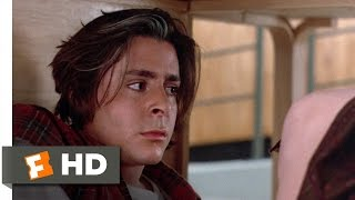 The Breakfast Club (7/8) Movie CLIP - Covering for Bender (1985) HD width=