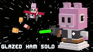 getlinkyoutube.com-★ unlock GLAZED HAM SOLO ★ NEW SHOOTY SKIES Secret Character | iOS, Android