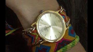 getlinkyoutube.com-Reloj tejido - Hazlo con maria