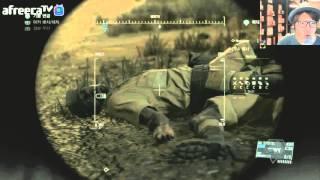 getlinkyoutube.com-대도서관] 메탈 기어 솔리드 5 : 팬텀페인 25화 (METAL GEAR SOLID 5 : THE PHANTOM PAIN)