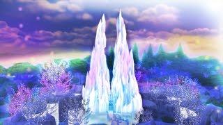getlinkyoutube.com-The Sims 4 ICE PALACE l Speed Build