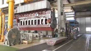 getlinkyoutube.com-Caterpillar Marine Engine Manufacturing Kiel