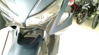 SANGAR! New Yamaha AEROX 155 VVA si Matic Penantang NMAX dan Honda VARIO 150 Fi