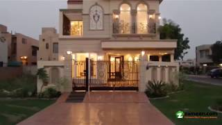 10 MARLA SPANISH DESIGN BRAND NEW CORNER HOUSE IS AVAILABLE FOR SALE IN BLOCK D PHASE 5 DHA LAHORE