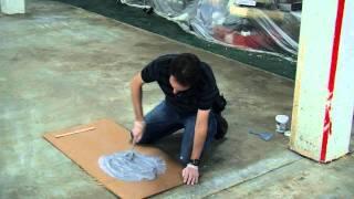 getlinkyoutube.com-How to Paint Your Floor With EpoxyShield