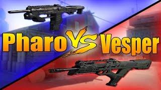 Pharo VS Vesper (Call of Duty Black Ops 3 SMG Versus)
