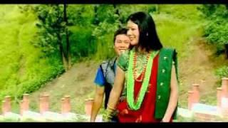 """getlinkyoutube.com-""""TRISULI PAARI"""" New nepali Salaijo by Raju Grg & Parbati Grg"""