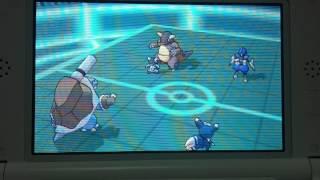 getlinkyoutube.com-Pokemon XY Rating Battle Double vs Sejun Park