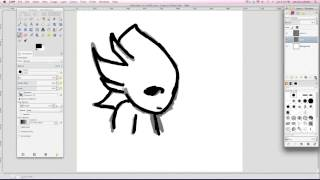 Introduction Tutorial to Gimp:Learn how to draw