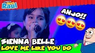 """getlinkyoutube.com-SIENNA BELLE - """"Love Me Like You Do"""""""