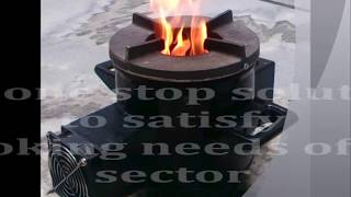 Tejas Clean biomass cookstove