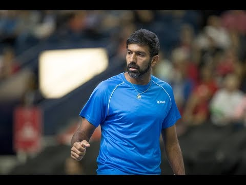 Shot of the Day: Rohan Bopanna (IND)