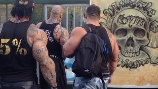 getlinkyoutube.com-KILLIN SHIT AT MUSCLE GYM AFTER FIBO EXPO - Rich Piana