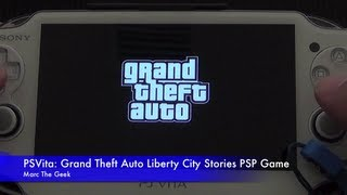 getlinkyoutube.com-PSVita: Grand Theft Auto Liberty City Stories PSP Game