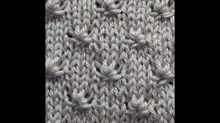 getlinkyoutube.com-Knot Stitch