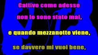getlinkyoutube.com-Adriano Celentano - Una carezza in un pugno karaoke